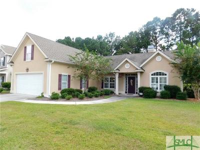 Pooler Single Family Home For Sale: 2 Iron Gate Court