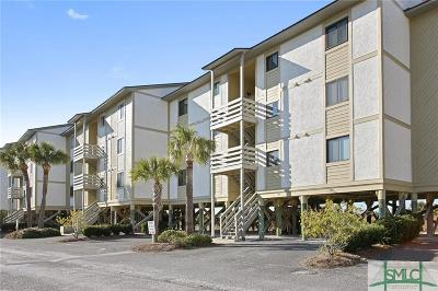 Tybee Island Condo/Townhouse For Sale: 85 Van Horne Avenue #13B