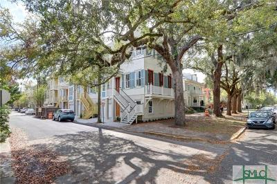 Savannah Condo/Townhouse For Sale: 703 Howard Street