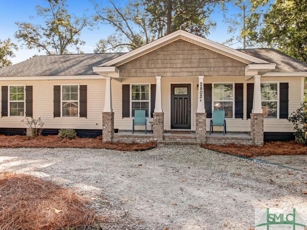 2802 MECHANICS, Thunderbolt, GA, 31404, Thunderbolt Home For Sale