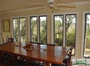 100 Green Island, Savannah, GA, 31411, Skidaway Island Home For Sale