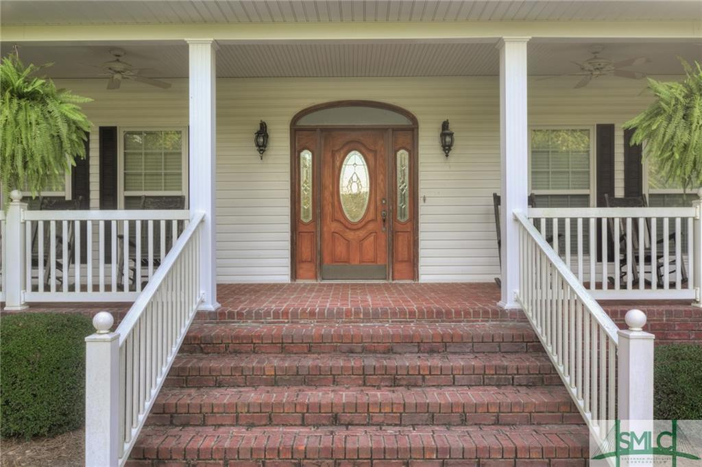 2000 Old Reidsville Collins, Collins, GA, 30421, Collins Home For Sale