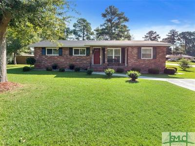 Pooler Single Family Home For Sale: 402 Sangrena Drive
