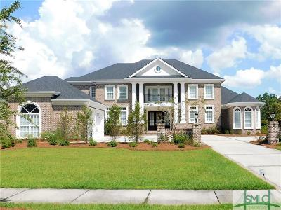 Pooler Single Family Home For Sale: 134 Puttenham Crossing