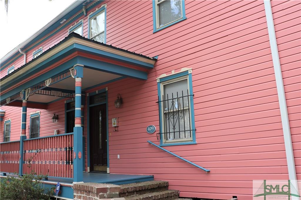 409 Seiler, Savannah, GA, 31401, Historic Savannah Home For Sale
