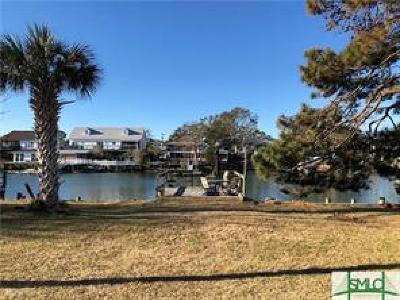 Tybee Island Single Family Home For Sale: 117 Pelican Court