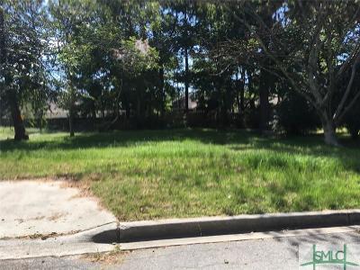 Savannah Residential Lots & Land For Sale: Milton Avenue