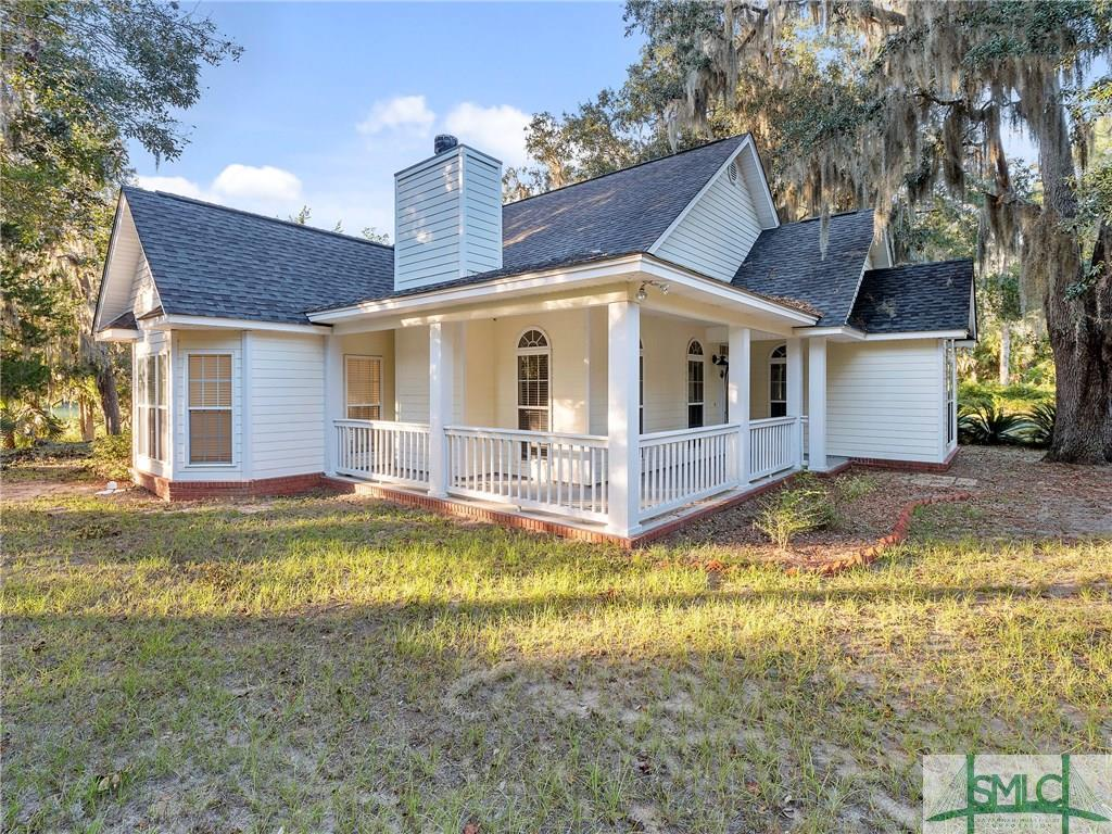 1088 Hudson Creek, Darien, GA, 31305, Darien Home For Sale