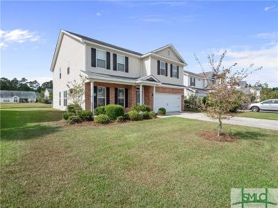 Pooler Single Family Home For Sale: 122 Somersby Boulevard
