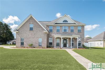 Rincon Single Family Home For Sale: 218 Quartz Drive