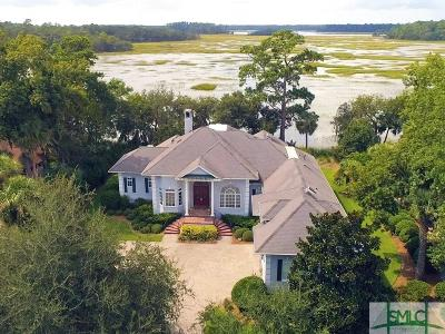 Savannah Single Family Home For Sale: 51 Islanders Retreat