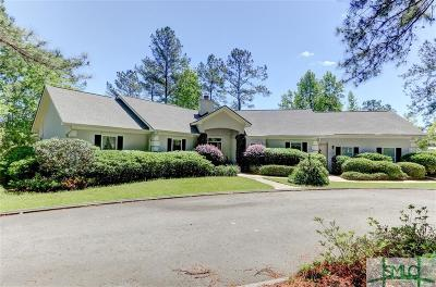 Eden Single Family Home For Sale: 302 Old Rail Road