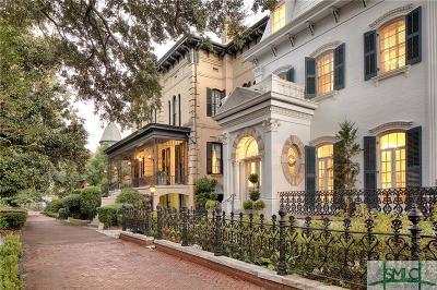 Savannah Condo/Townhouse For Sale: 207 E Hall Street