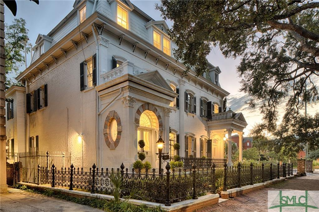 207 Hall, Savannah, GA, 31401, Historic Savannah Home For Sale