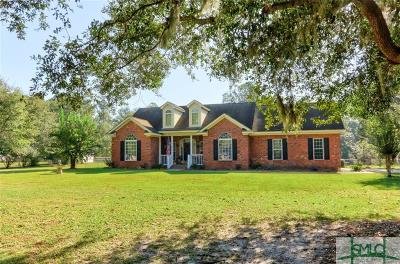 Bloomingdale Single Family Home For Sale: 120 George Road