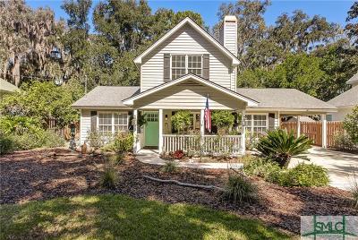 Savannah Single Family Home For Sale: 46 Henderson Avenue