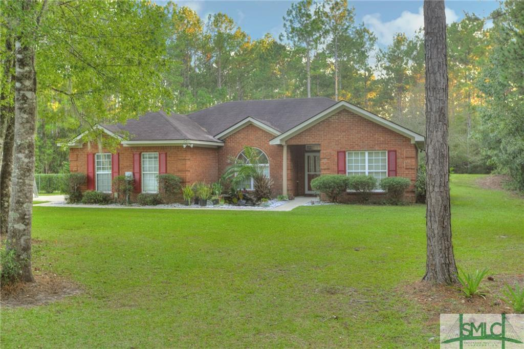 641 Oak Hampton, Fleming , GA, 31309, Fleming  Home For Sale