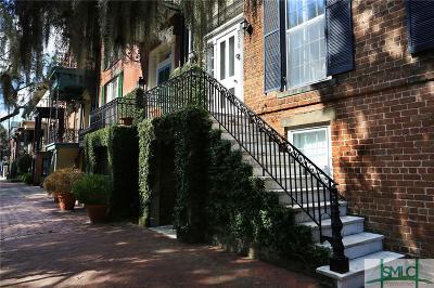Savannah Condo/Townhouse For Sale: 230 E Oglethorpe Avenue