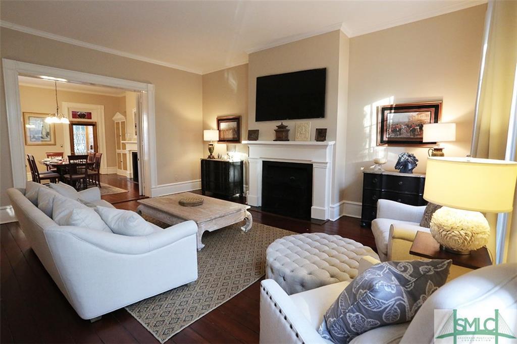 230 Oglethorpe, Savannah, GA, 31401, Historic Savannah Home For Sale