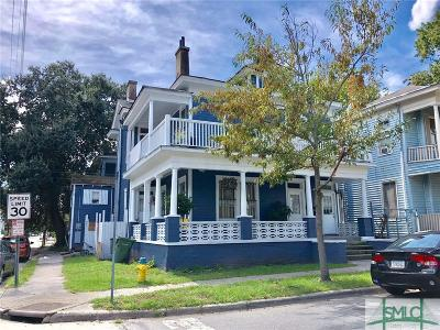 Savannah Multi Family Home Active Contingent: 301 W 32nd Street