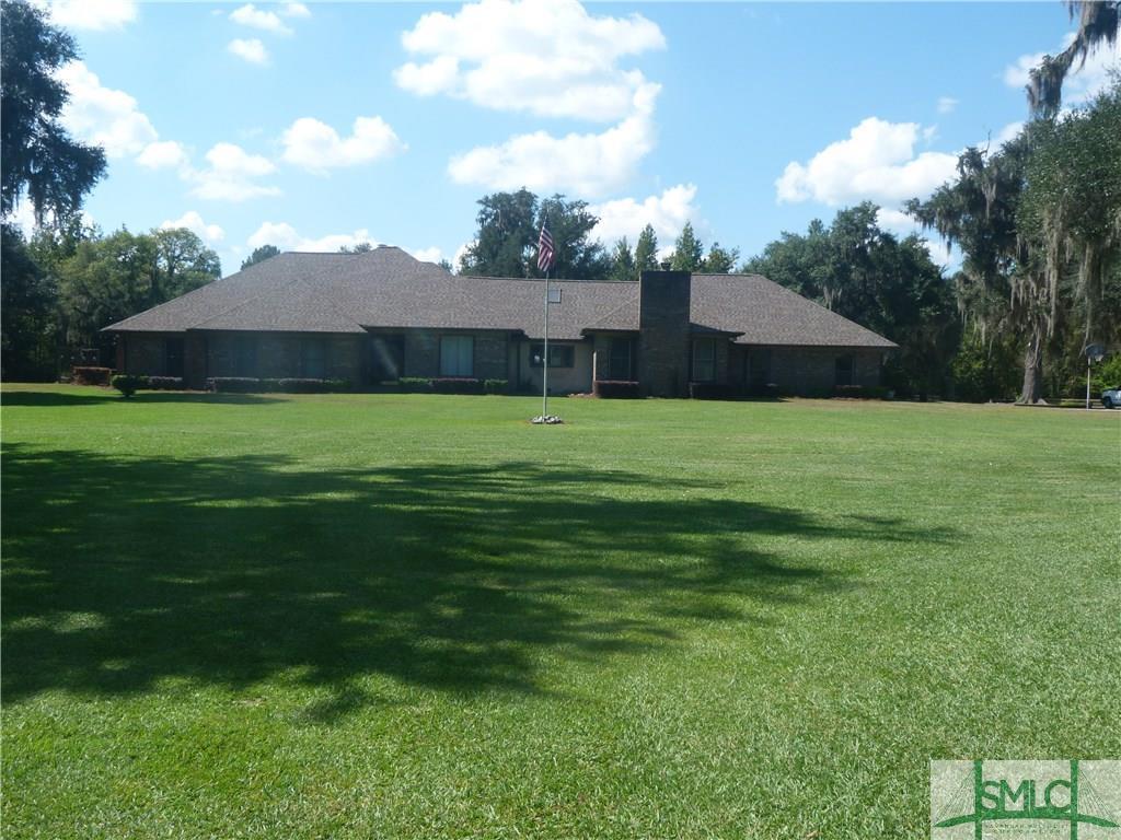 1591 Ash Branch Church, Pembroke, GA, 31321, Pembroke Home For Sale