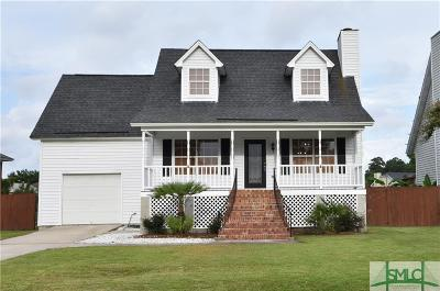 Savannah Single Family Home For Sale: 202 Stonebridge Lane