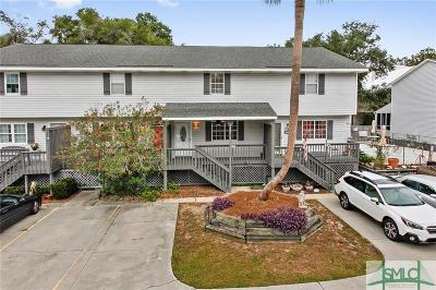Tybee Island GA Condo/Townhouse For Sale: $269,000