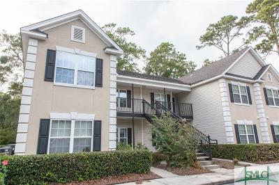 Savannah Condo/Townhouse For Sale: 13 Riverwalk Drive