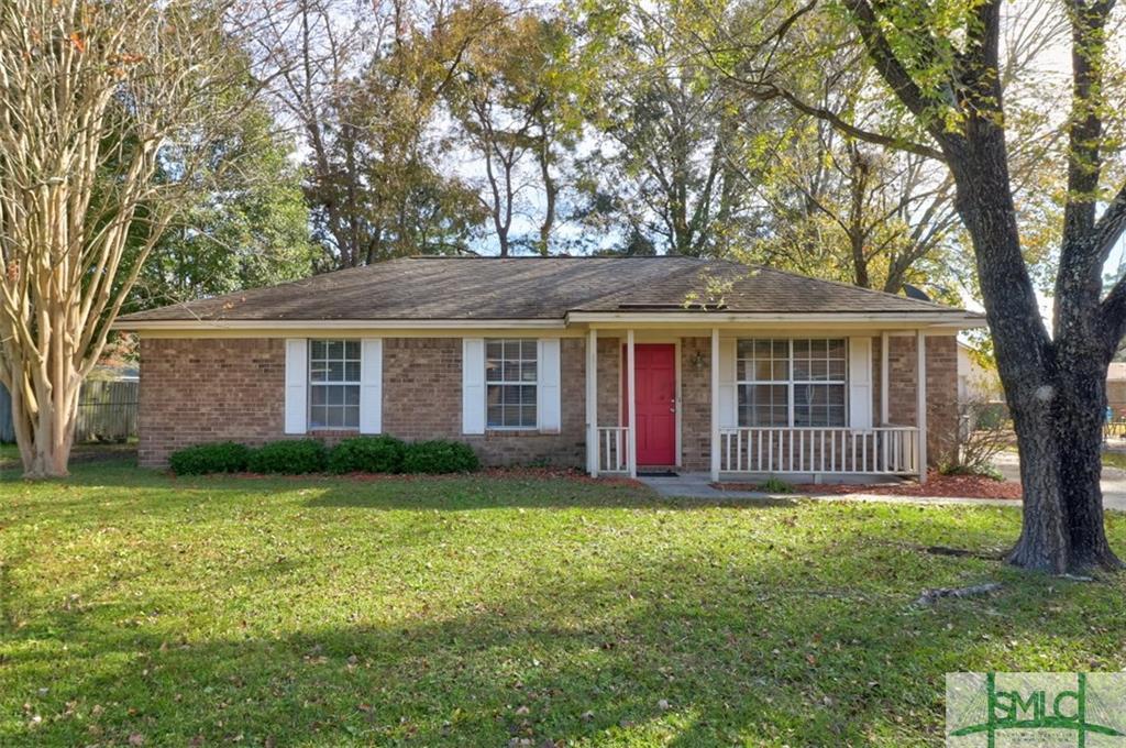 1232 Crawford, Pooler, GA, 31322, Pooler Home For Sale
