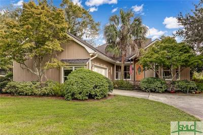 Savannah Single Family Home For Sale: 19 Copperfield Drive S