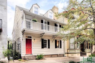 Savannah Condo/Townhouse For Sale: 308 E Liberty Street