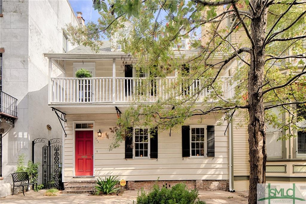 308 Liberty, Savannah, GA, 31401, Historic Savannah Home For Sale