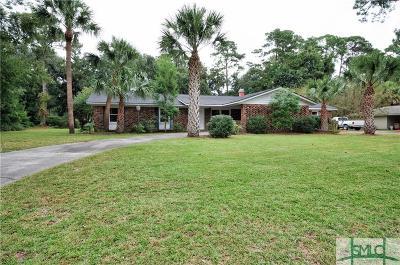 Savannah Single Family Home For Sale: 208 Devonshire Road