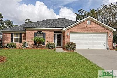 Savannah Single Family Home For Sale: 161 Druid Circle