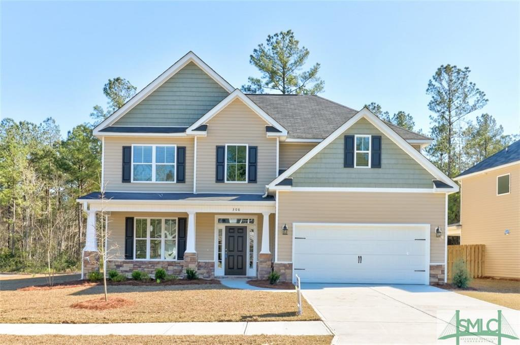 308 Coconut, Bloomingdale, GA, 31302, Bloomingdale Home For Sale