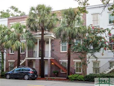 Savannah Condo/Townhouse For Sale: 712 Barnard Street