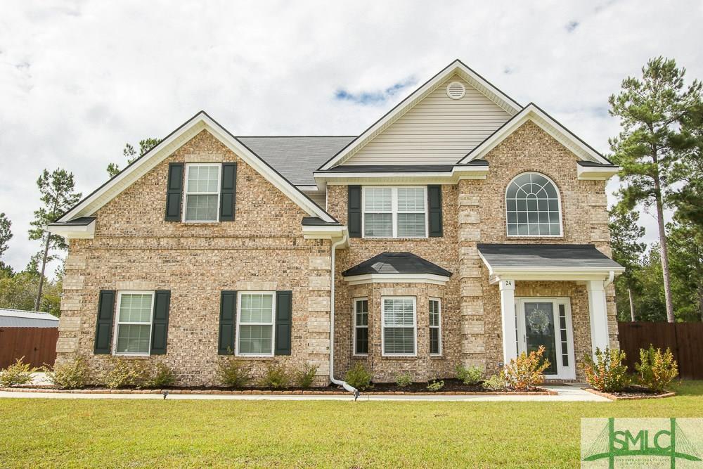 24 Mount Vernon, Ludowici, GA, 31316, Ludowici Home For Sale