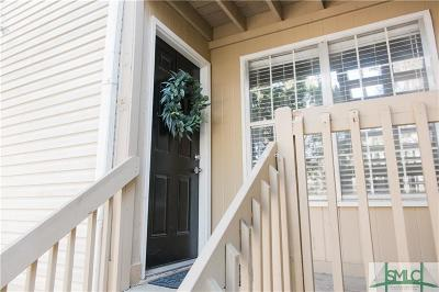 Savannah Condo/Townhouse For Sale: 401 N Cromwell Road #3N