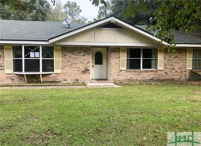 Hilton Head Island SC Single Family Home For Sale: $170,000