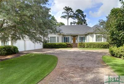 Savannah Single Family Home For Sale: 2 Oak Glade Court