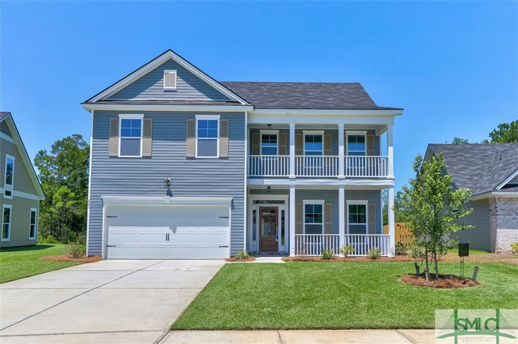 263 Harmony Boulevard, Pooler, GA | MLS# 197894 | Savannah