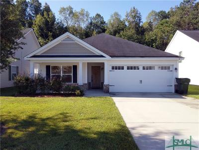 Port Wentworth Single Family Home For Sale: 10 Raintree Way