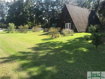 Savannah Single Family Home For Sale: 1771 Grove Point Road #B