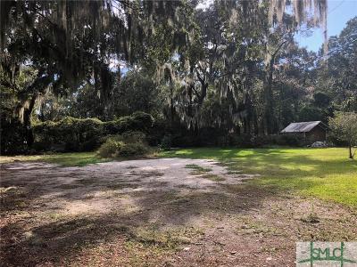 Savannah Residential Lots & Land For Sale: 2423 Bon Air Drive
