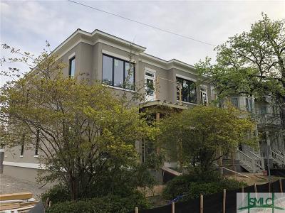 Savannah Condo/Townhouse For Sale: 312 W Gwinnett Street