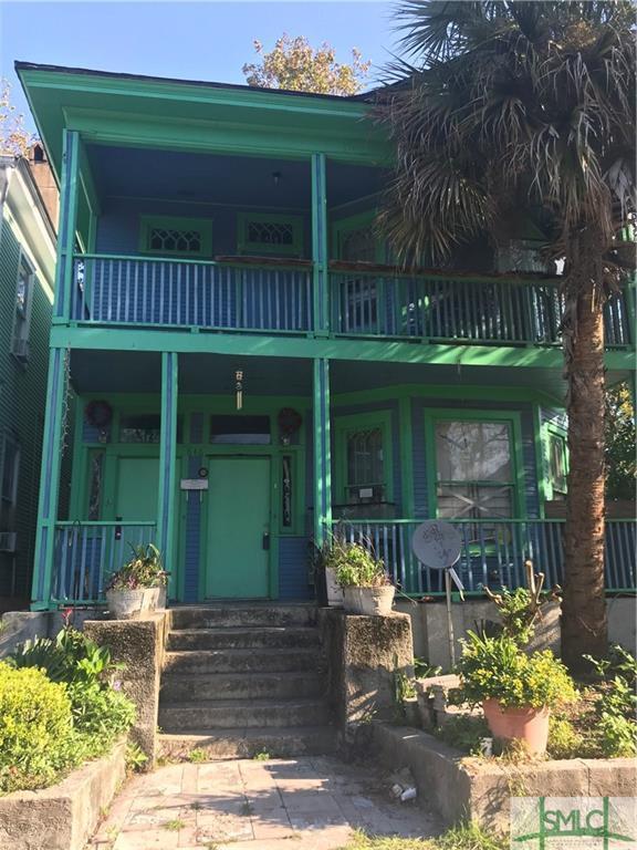 646 39th, Savannah, GA, 31401, Historic Savannah Home For Sale