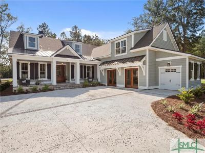 Pooler Single Family Home For Sale: 110 Wood Glen Retreat