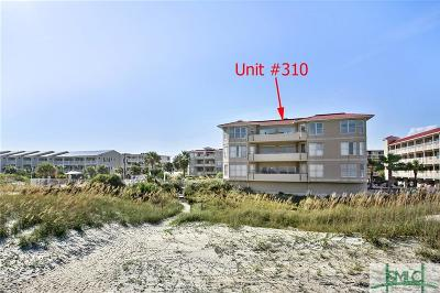 Tybee Island Condo/Townhouse For Sale: 214 Butler Avenue