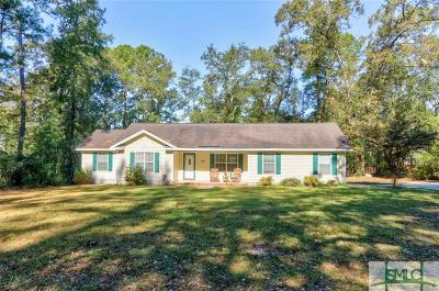 Rincon Single Family Home For Sale: 1646 Goshen Road