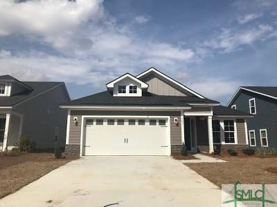 Pooler Single Family Home For Sale: 187 Martello Road
